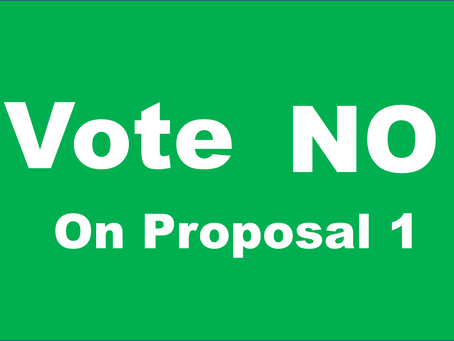 What is Proposal One?