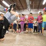 Houston Healthy Hip Hop - After School