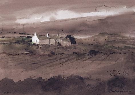 Porthclais Landscape