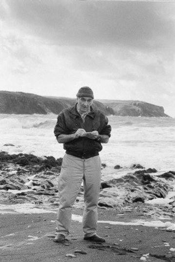 John Knapp-Fisher portrait