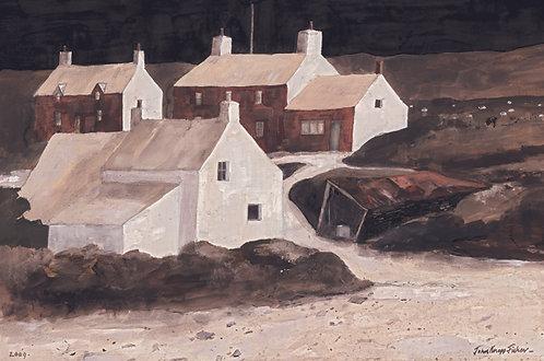 Abereiddy Cottages