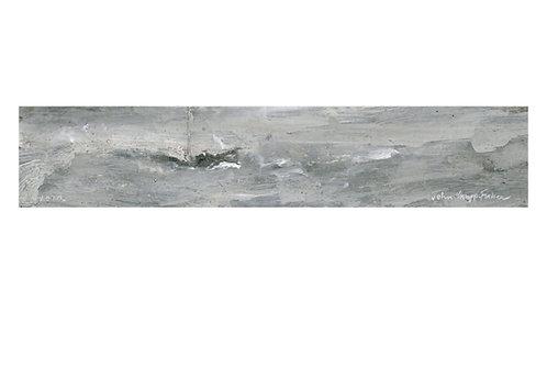 Vessel in a Rough Sea