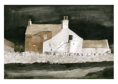 The Empty Farmhouse