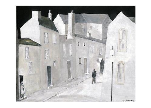 Figure in the Street