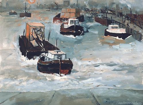Thames Tug Boats