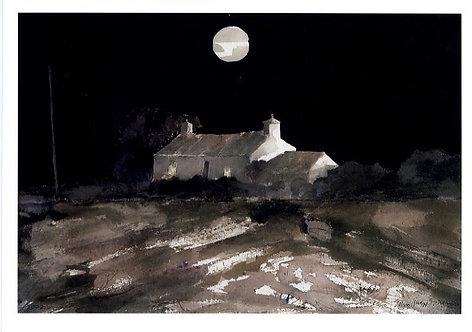 Moon over Watch