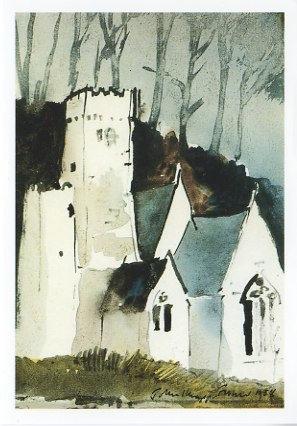 Llawhaden Church