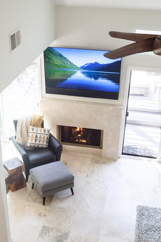 Lance Living room