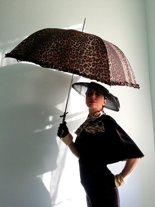 The Clouded Leopard Umbrella
