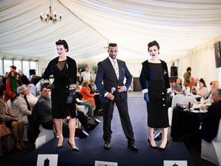 Fashion Show at Chepstow Winter Ladies Day