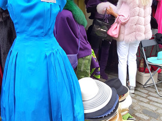 Marylebone Dog Show and Summer Festival: Cabbages and Frocks