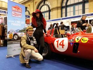 Alexandra Palace Classic Car Show