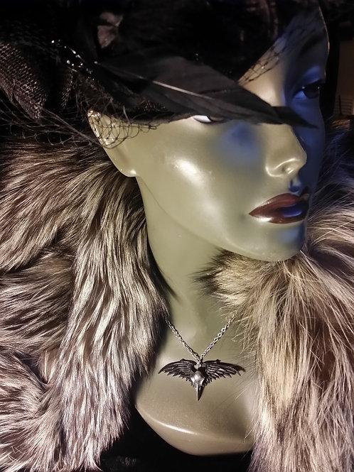 The Ravenger Necklace/Pendant by Alchemy