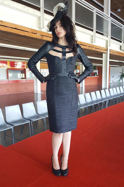 Gabriella Gambetta Leather Dress