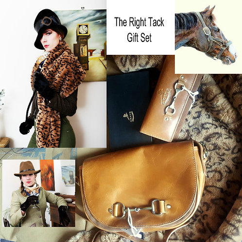 The Right Tack Gift Set: Equestrian themed