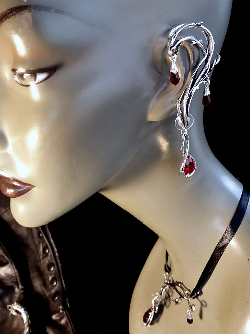 Passion Ear ring/wrap by Alchemy