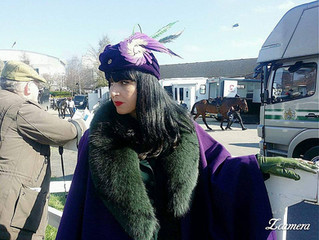 The Colour of spring: The Cheltenham Festival Ladies Day