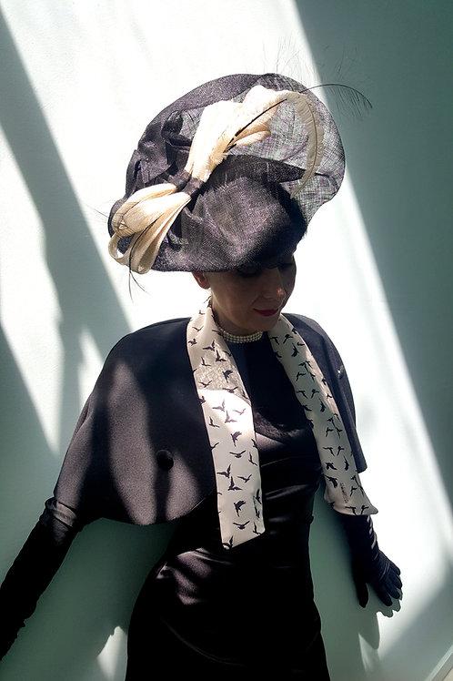 Pippa Eastman Bespoke hat