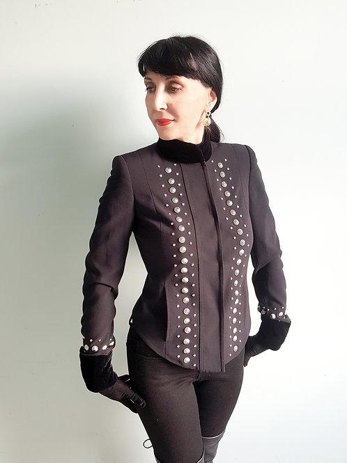 Alice Temperley Military style jacket