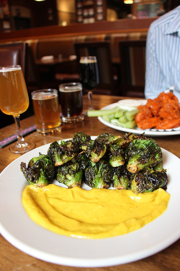 Brussels Sprouts: Where To Get The Season's Best Veggie In