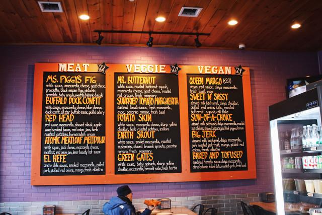 All Star Pizza Bar - Beacon Hill
