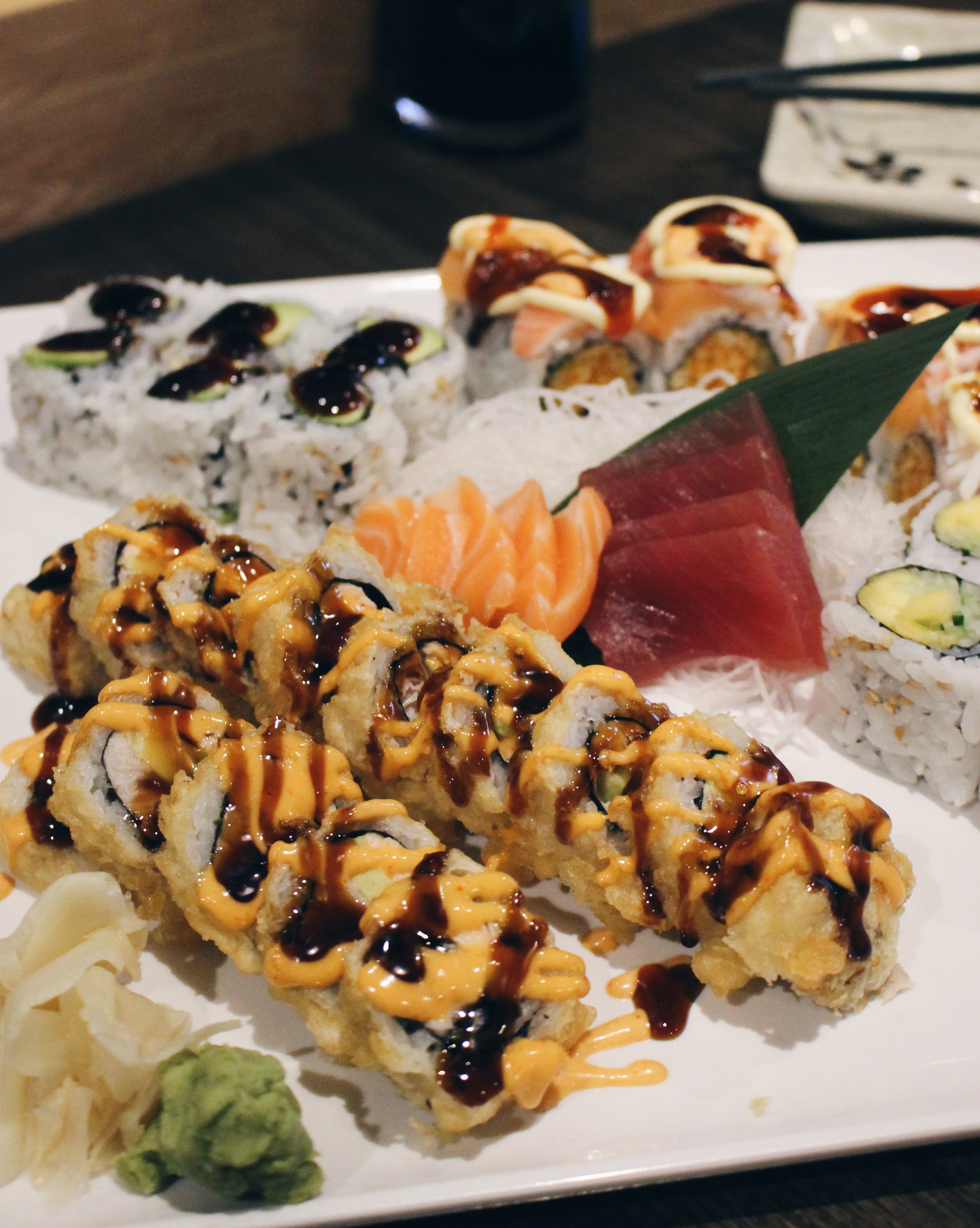 Where To Find All You Can Eat Sushi In Boston