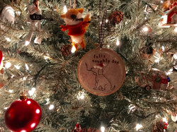limited edition ornament