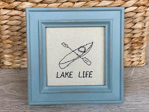 lake life kayak
