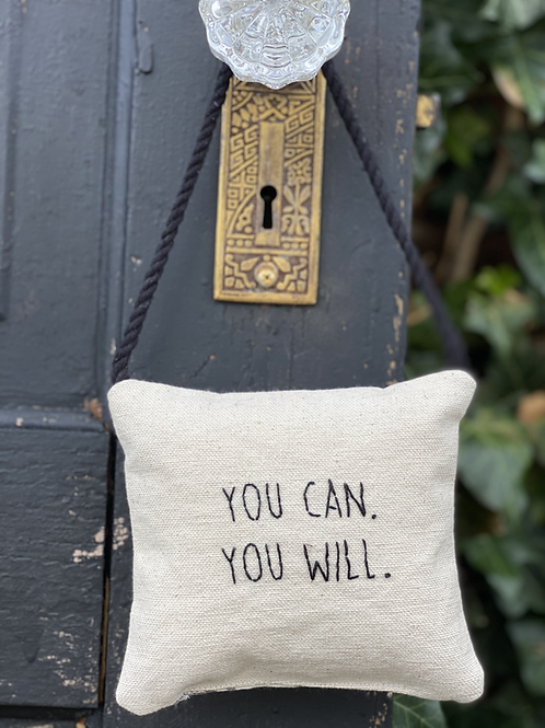 you can. you will.