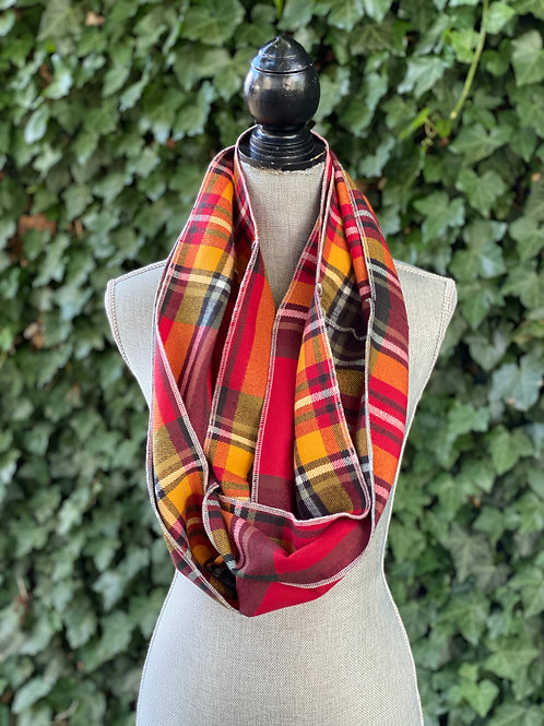 the halleigh scarf