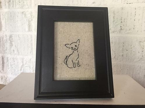 tiny chihuahua