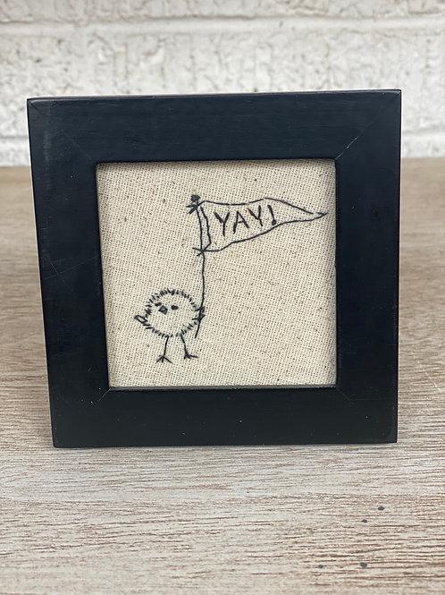 bird of good cheer
