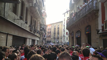 San Fermin Festival - Running of the bulls