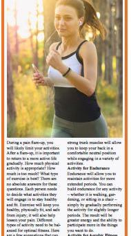 Balancing Exercise and Activity, By Reema Sarin, Founder BOLLYFIT
