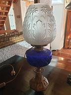Antike Lampe www.schatzwert.shop