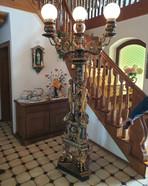 Exclusiv Stehlampe