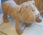 Hund aus Travertin Marmor schatzwert (1).jpg