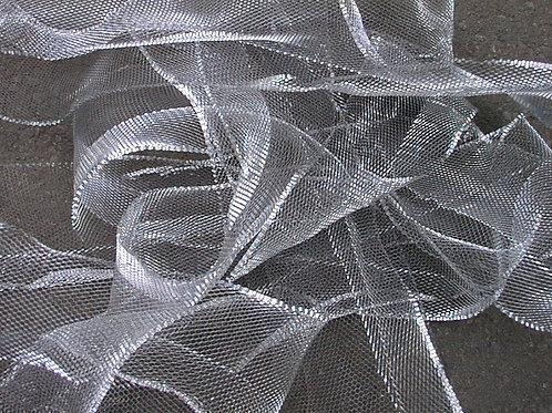 Deko Gewebe Aluminium