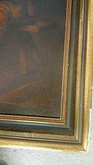 Deffregge Franz Rahmen Detail