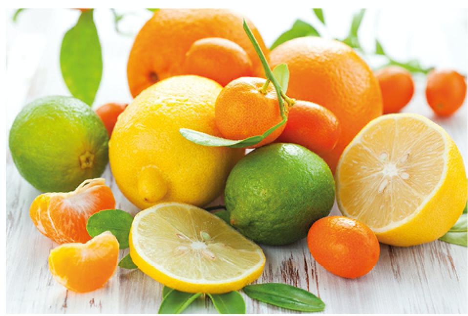 Des agrumes pour assurer vos apports en vitamines C