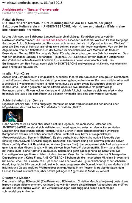 cheap seats Ansichtssache Teil 1.png