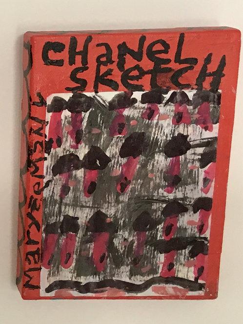 CHANEL Nail Polish Collage Houses