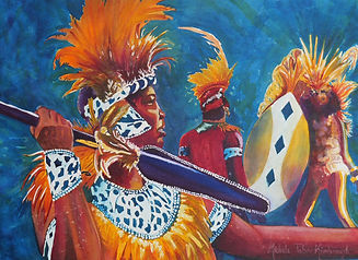 King Malik - Cruscian Carnival Series.JP