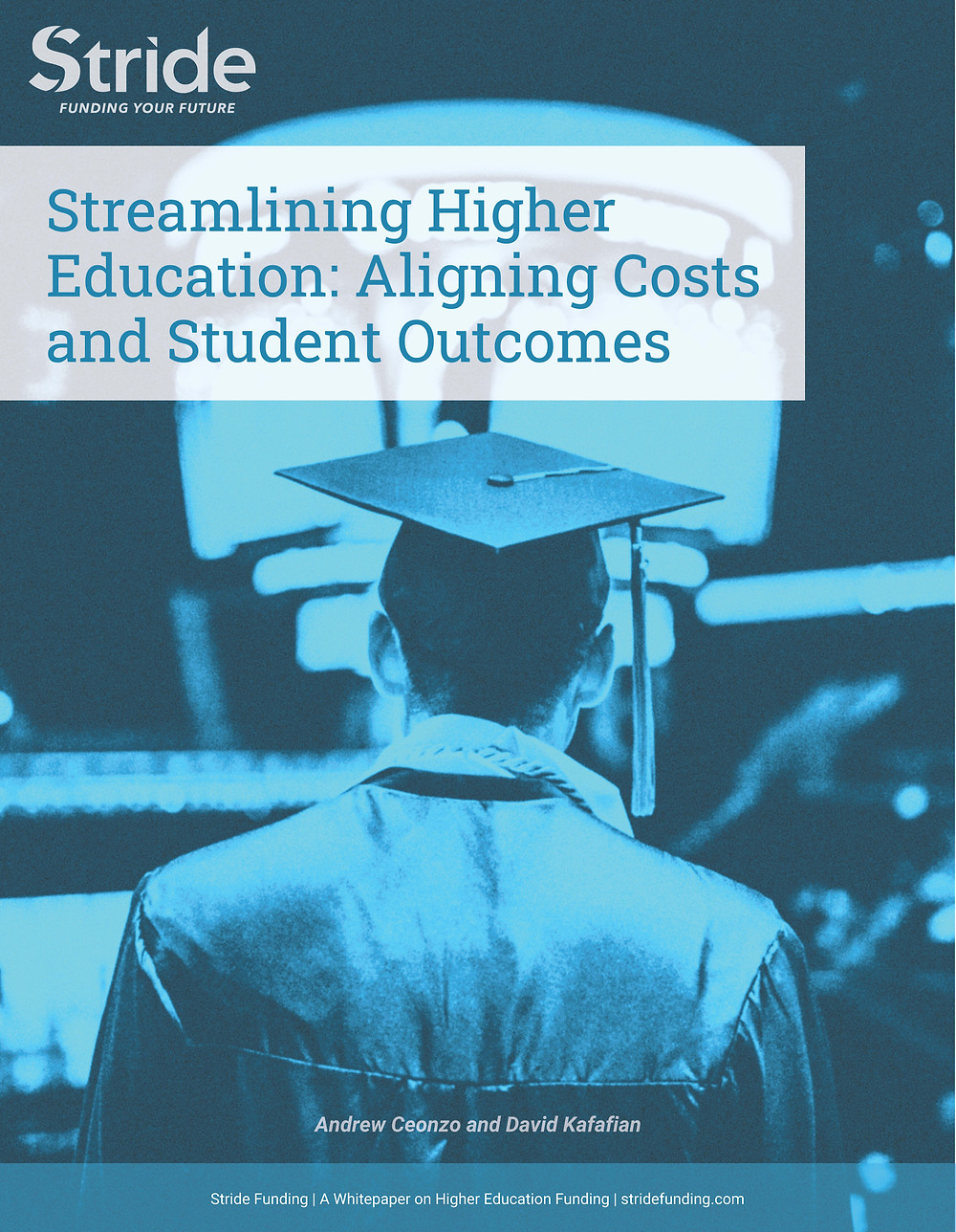 Whitepaper - Streamlining Higher Education: Aligning Costs and Student Outcomes