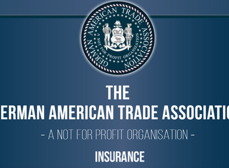 Markus van Tilburg selected as one of the main speakers for the German American Trade Associations (