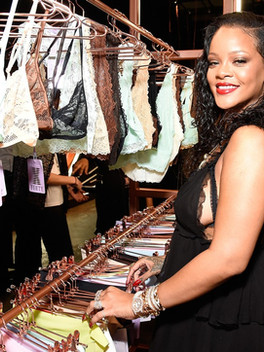 Rihanna's Savage X Fenty Lingerie Brand Is Opening Storefronts in 2022