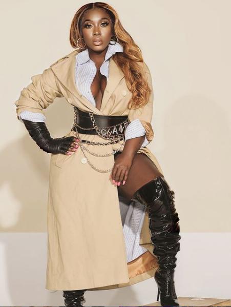 SPICE, Queen of Dancehall