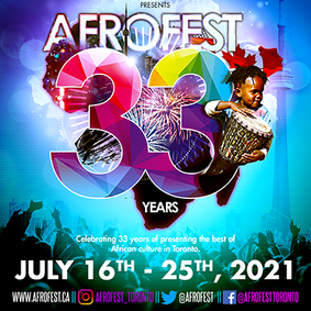 AFROFEST 2021 features first ever drive-in show at the Guildwood GO Station on July 17th and 18th