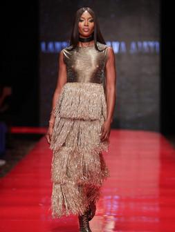 ARISE Fashion Week 2018 Day 1: Lanre Da Silva Ajayi