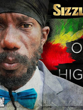 """Sizzla is """"On A High,"""" with a New Album Due Out on August 6th."""